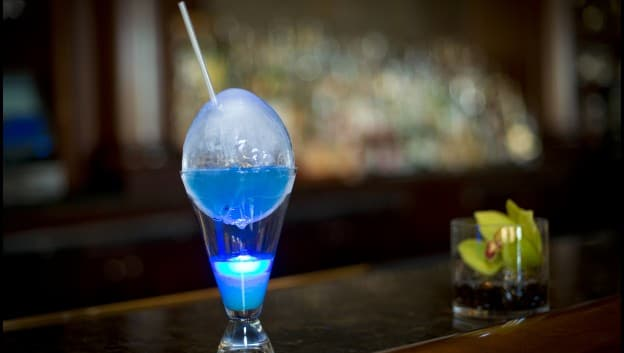 Peacock Alley drink