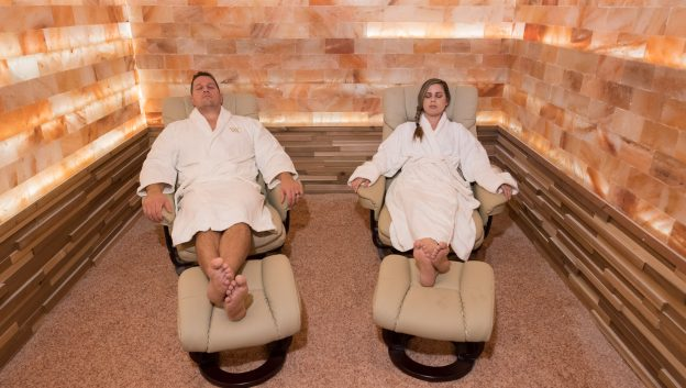 Waldorf Astoria Orlando Salt Room